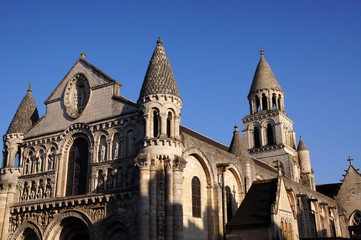 Église Notre-Dame-la-Grande de Poitiers