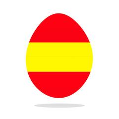 huevo de pascua español