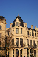 Immeuble de type renaissance sur la place d'armes de Poitiers