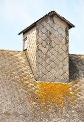 Shingled Barn