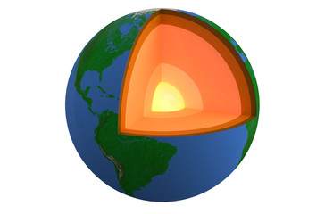 structure of earth 2