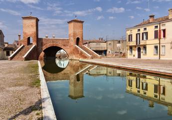 Trepponti Comacchio, Ferrara Italia