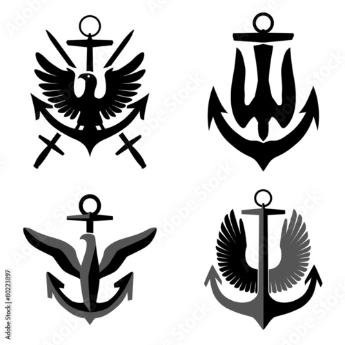 Army Crest Vector Marines Crests Vector