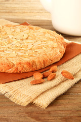Dutch almond cake. Also available in horizontal.