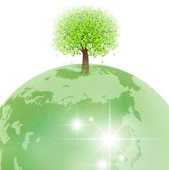 木 地球 エコ