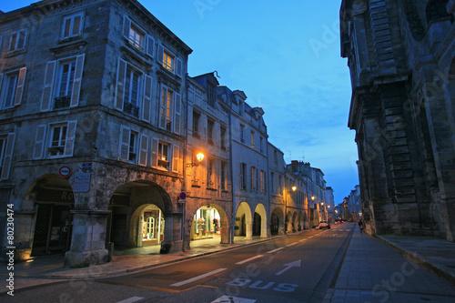 Francja, La Rochelle, miasto.