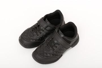 子供用の革靴