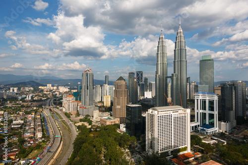 Poster Kuala Lumpur, Malaisie