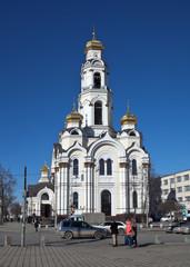 Храм Большой Златоуст. Екатеринбург.