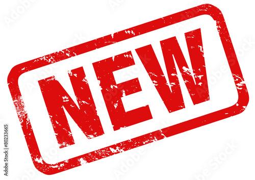 Zdjęcia na płótnie, fototapety, obrazy : Grunge rubber stamp red now New