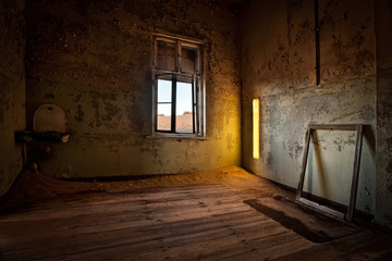 Abandon Room