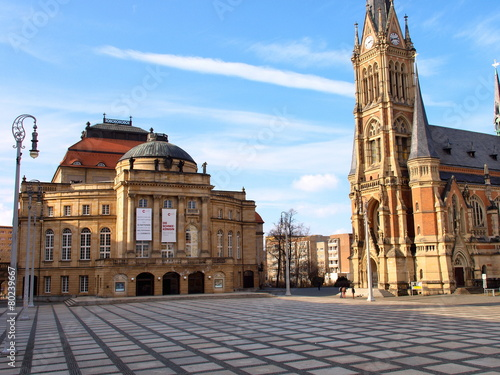 Theater Chemnitz - 80239667