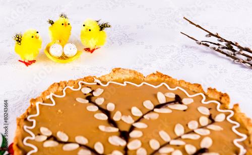 ciasto wielkanocne - 80243664