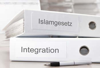 Islamgesetz Integration
