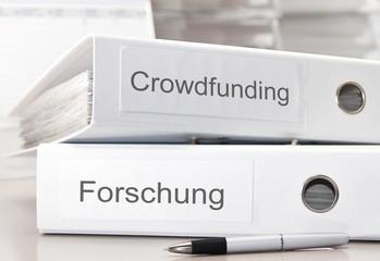 Crowdfunding in der Forschung