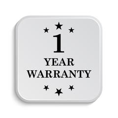 1 year warranty icon