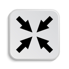Exit full screen icon