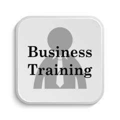 Business training icon