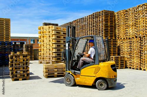 Forklift pallet - 80254222