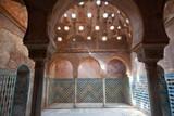Alhambra de Granada. Arabic baths in Nasrid palaces