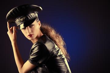 officer female
