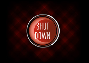 Shut Down Button