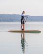 Erholung beim Wassersport