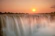 Leinwanddruck Bild - Victoria Falls