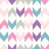 Fototapety Vector seamless ikat pattern