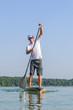 Freizeitsport auf dem See