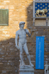 Statue of David, Firenze, Florence, Italy, Europe