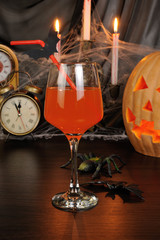 Cocktail Halloween