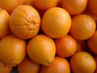 Narajas cítrico frutas