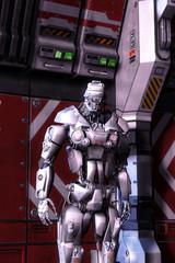 Massive robot