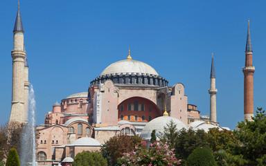Basilica of Hagia Sophia