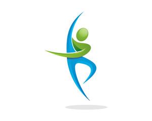 Athletic Dance Gymnastic
