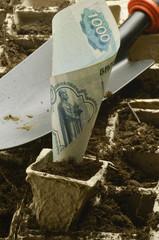 российский рубль Rublo ruso Russian ruble russo money Russia