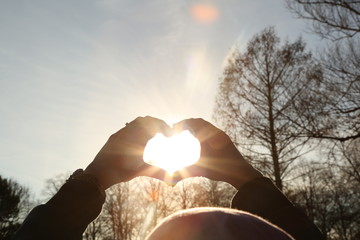 Sonne Liebe