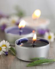 Wellness candles