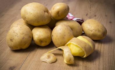 Patatas y monda