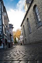 Street in Monschau - Germany (Deutschland)