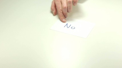 Short meeting note No