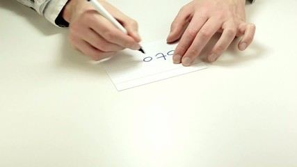 Short meeting note Stop