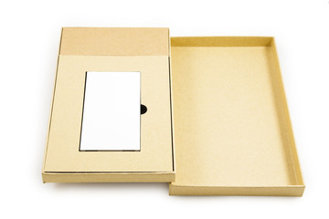 Mobile devices. Box squares.