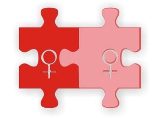 Omosessuale - simbolo