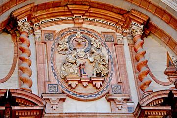 Anunciación de la catedral de Málaga, Barroco, España