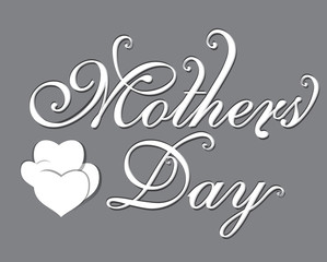 Happy Mothers day  Text Background