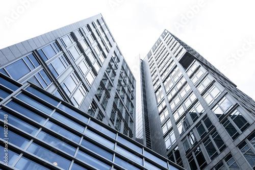 Hochhaus  - modernes Bürogebäude in Berlin - 80270848