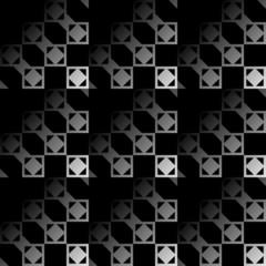 Infinite geometric pattern