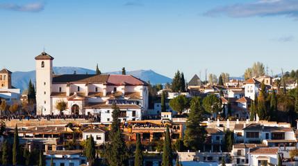 View of  Granada